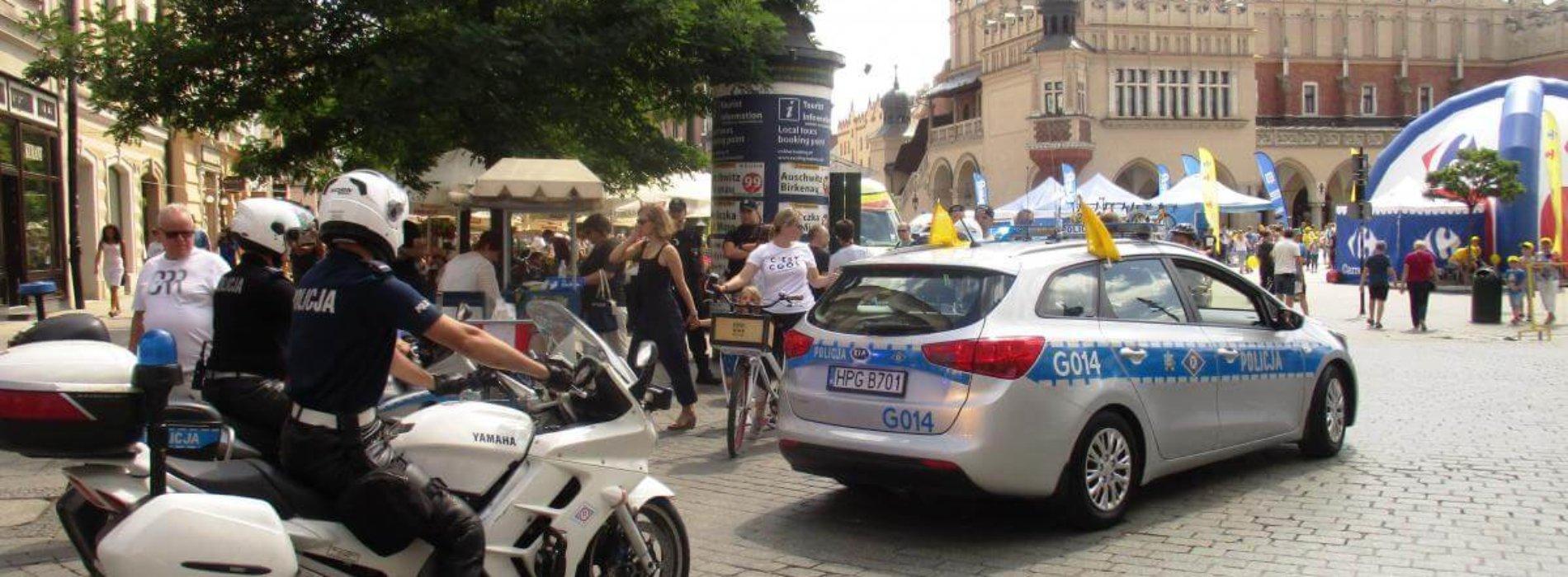 POLICYJNY POŚCIG ZA PIJANYM KIEROWCĄ